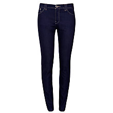 Buy Armani Jeans Skinny Jeans, Blue Online at johnlewis.com