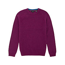Buy Ted Baker Jetlagg Crew Neck Jumper Online at johnlewis.com