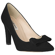 Buy L.K. Bennett Kareena Suede Heeled Court Shoes Online at johnlewis.com