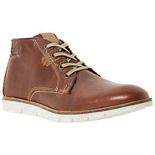 Buy Dune Chomp Leather Boots Online at johnlewis.com