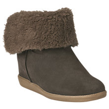 Buy L.K. Bennett Cally Suede Ankle Boots Online at johnlewis.com