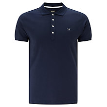Buy Diesel T-Yahei Polo Shirt , Navy Online at johnlewis.com