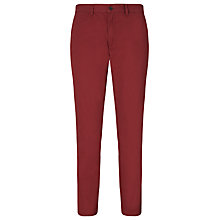 Buy Kin by John Lewis Laundered Slim Fit Chinos Online at johnlewis.com