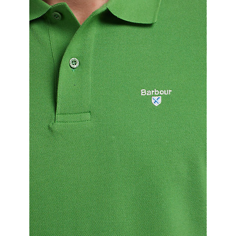 Buy Barbour Sports Polo Shirt Online at johnlewis.com