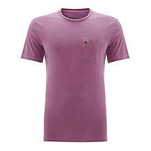 Buy Barbour Laundryman Laundered Pocket T-Shirt Online at johnlewis.com
