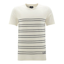Buy Barbour Greatcoat Witterman Stripe T-Shirt Online at johnlewis.com