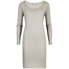 Buy Sandwich Jersey Dress, Melted Snow Online at johnlewis.com