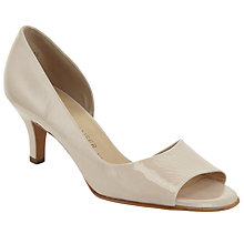 Buy Peter Kaiser Jamala Asymmetric Court Shoes Online at johnlewis.com