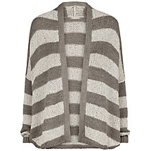 Buy Sandwich Chenille Cardigan, Dark Sky Online at johnlewis.com