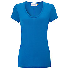 Buy Collection WEEKEND by John Lewis Scoop Neck Basic T-Shirt Online at johnlewis.com