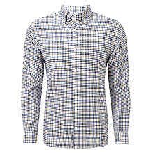 Buy John Lewis Mini Tattersal Check Oxford Shirt Online at johnlewis.com
