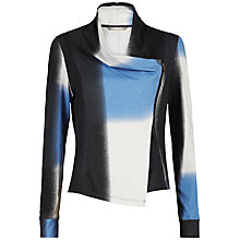 Buy Sandwich Jersey Jacket, Dark Sky Online at johnlewis.com
