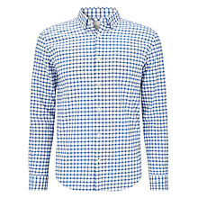 Buy John Lewis Long Sleeve Frame Check Shirt Online at johnlewis.com