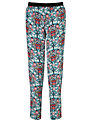 Collection WEEKEND by John Lewis Daisy Chain Print Trousers, Multi