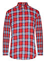 Barbour International Brit Check Shirt, Red