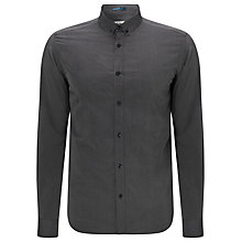 Buy Kin by John Lewis End on End Long Sleeved Cotton Shirt Online at johnlewis.com