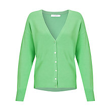 Buy John Lewis Soft Touch V-Neck Cardigan Online at johnlewis.com