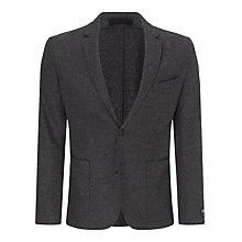 Buy JOHN LEWIS & Co. Abraham Moon Wool Print Lined Blazer Online at johnlewis.com