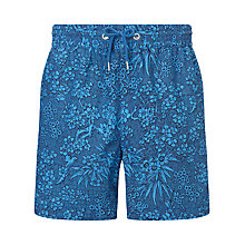 Buy John Lewis Rio Geo Printed Swim Shorts Online at johnlewis.com