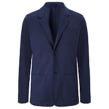 Buy Kin by John Lewis Cotton Blend Jersey Blazer Online at johnlewis.com