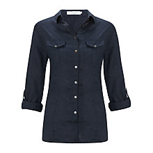 Buy John Lewis Linen Safari Shirt Online at johnlewis.com