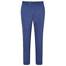 Buy John Lewis Laundered Slim Cotton Chinos Online at johnlewis.com