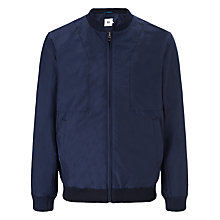 Buy Kin by John Lewis Lightweight Bomber Jacket, Navy Online at johnlewis.com