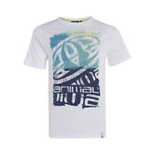 Buy Animal Children's Hacen Graphic Print T-Shirt Online at johnlewis.com