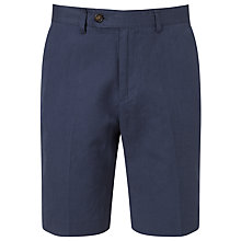 Buy John Lewis Smart Linen Shorts Online at johnlewis.com