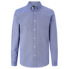 Buy John Lewis Long Sleeve Oxford Shirt Online at johnlewis.com