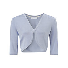 Buy John Lewis Bright Viscose Shrug Online at johnlewis.com