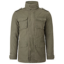 Buy JOHN LEWIS & Co. Four Pocket 2-in-1 Cotton Jacket Online at johnlewis.com