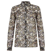 Buy NW3 by Hobbs Doreen Shirt, Multi Online at johnlewis.com
