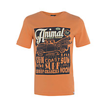 Buy Animal Boys' Hilper T-Shirt Online at johnlewis.com
