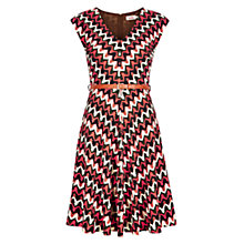 Buy Louche Boheme Dress, Multi Online at johnlewis.com