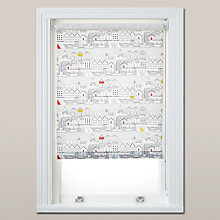 Buy John Lewis Nordic Houses Daylight Roller Blind Online at johnlewis.com