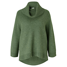 Buy Jigsaw Kimono Sleeve Wool Sweater Online at johnlewis.com