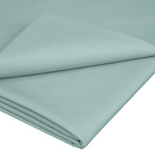 Buy John Lewis Polycotton 180 Thread Count Flat Sheet Online at johnlewis.com