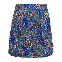 Buy Wolf & Whistle Blossom Print Skirt, Multi Online at johnlewis.com