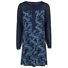 Buy French Connection Stellar Ice Print Jersey Tunic Dress, Multi Online at johnlewis.com