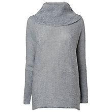 Buy Phase Eight Cloe Batwing Jumper, Pale Blue Online at johnlewis.com