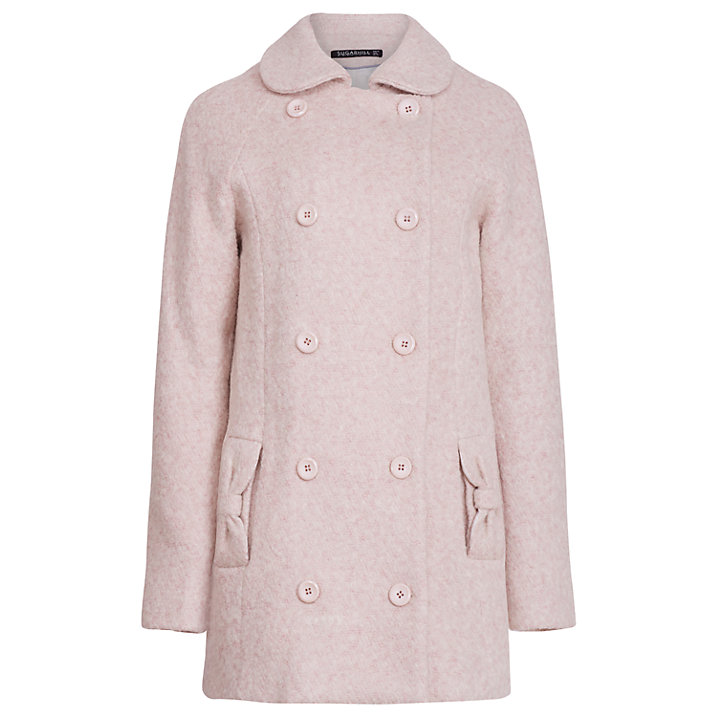 Chloe Coat in Pink £50 (was £95) from Sugarhill Boutique at John Lewis