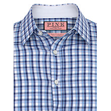 Buy Thomas Pink Laces Slim Check Shirt Online at johnlewis.com