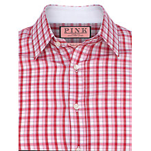 Buy Thomas Pink Laces Check Shirt Online at johnlewis.com