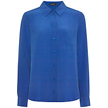 Buy Jaeger Silk One Pocket Blouse Online at johnlewis.com