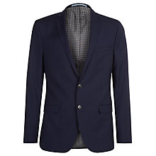 Buy Ben Sherman Tailoring Slim Fit Mohair Tonic Suit Jacket, Blue Depths Online at johnlewis.com