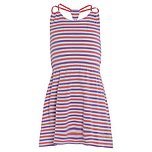 Buy Animal Girls' Leena Stripe Dress, Pink Online at johnlewis.com