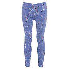 Buy Animal Girls' Winna Leggings, Purple Online at johnlewis.com