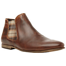 Buy Dune Leather Cricket Chelsea Boots, Tan Online at johnlewis.com