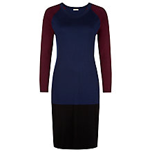 Buy Planet Colour Block Knit Dress, Multi Online at johnlewis.com